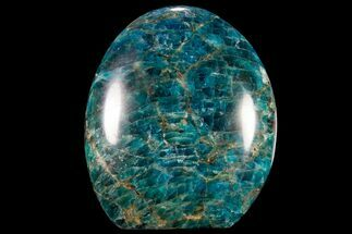 "Buy 3.3"" Blue Apatite Free Standing Sculpture - Madagascar - #78820"