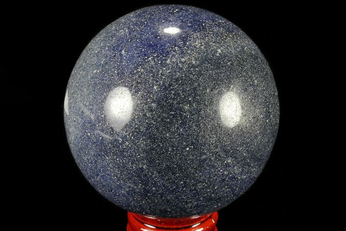 "2.6"" Polished, Lazurite Sphere - Madagascar"