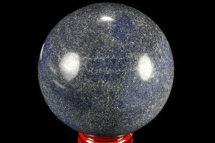 "2.6"" Polished Lazurite Sphere - Madagascar"
