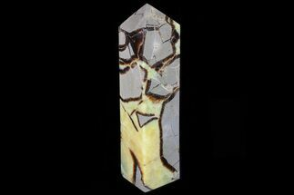 "Buy 9"" Polished Septarian Obelisk - Madagascar - #83296"