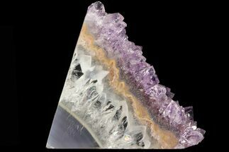 Quartz var. Amethyst  - Fossils For Sale - #83496