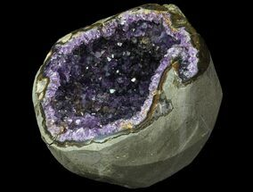 "Buy 6.7"" Purple Amethyst Geode - Uruguay - #83545"
