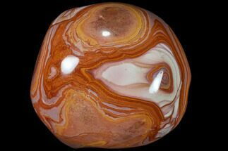 "Buy 4.7"" Polished Polychrome (Picture) Jasper - Madagascar - #84904"