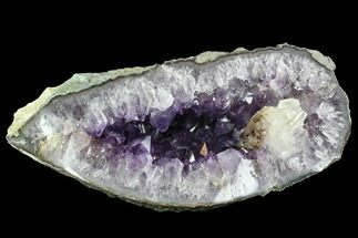 "Buy 11.4"" Purple Amethyst Geode - Uruguay - #87418"
