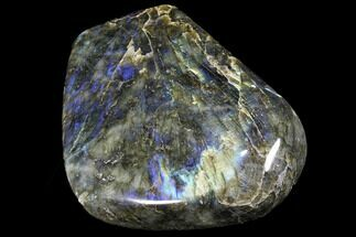 "Buy 6.2"" Flashy Polished Labradorite Free Form - #90673"