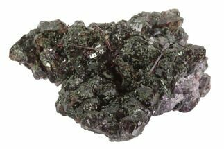 "1.9"" Tourmaline (Rubellite) & Amethyst Association - Namibia For Sale, #90695"