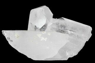 "Buy 3.2"" Quartz Crystal Cluster - Brazil - #91552"
