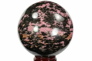 Rhodonite - Fossils For Sale - #96201
