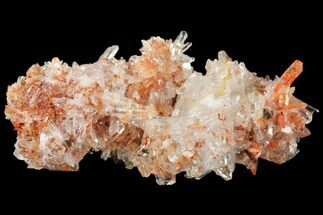 "Buy 2.2"" Orange Creedite Crystal Cluster - Durango, Mexico - #99175"