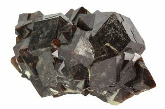Garnet & Feldspar - Fossils For Sale - #100395