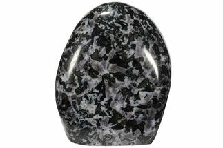 "Buy 5.3"" Polished, Indigo Gabbro (Free-Standing) - Madagascar - #100918"