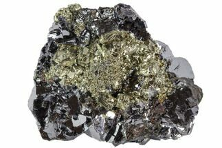 "Buy 2"" Galena, Chalcopyrite and Pyrite Association - Peru - #102541"