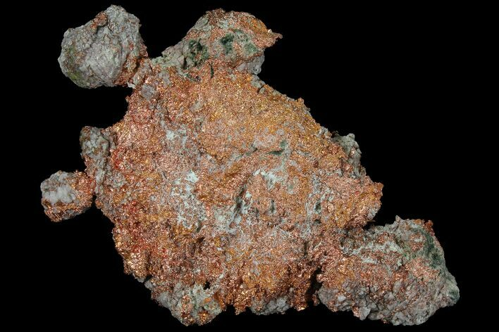 "5.6"" Natural, Native Copper Formation - Michigan"