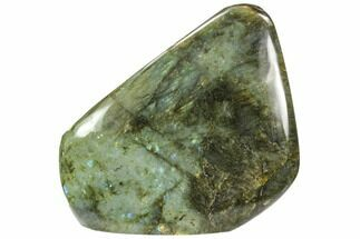 "Buy 5.3"" Tall, Flashy Polished Free Form Labradorite - #60073"
