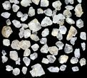 Wholesale Lot: Small Clear Quartz Points - 145 Pieces - Morocco - #104981-1