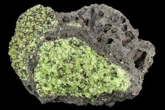 Forsterite var. Peridot - Fossils For Sale - #106575