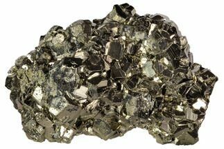 Pyrite - Fossils For Sale - #106857
