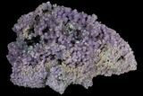 "4.5"" Purple, Druzy, Botryoidal Grape Agate - Indonesia - #109423-1"