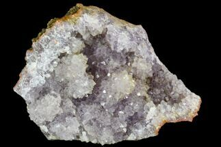 "Buy 5.6"" Amethyst Crystal Geode Section - Morocco - #109453"