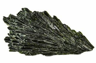 "1.1"" Epidote Fan - Balochistan, Pakistan For Sale, #111932"