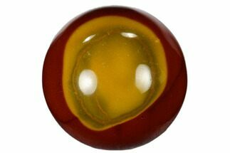 "Buy 1.2"" Polished Mookaite Jasper Sphere - #115468"