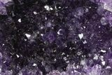 "7.9"" Amethyst ""Jewelry Box"" Geode  - #116280-6"