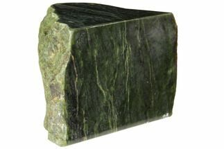Jade var. Nephrite - Fossils For Sale - #117630