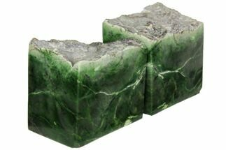 Jade var. Nephrite - Fossils For Sale - #119580