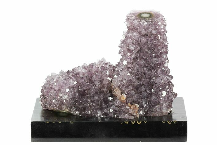 "5.1"" Tall, Amethyst Cluster With ""Stalactite"" Formation - Uruguay"