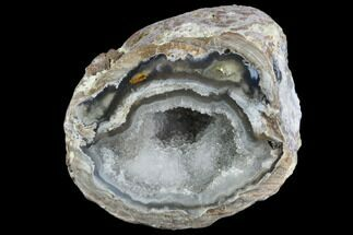 Quartz Geode - Fossils For Sale - #121659