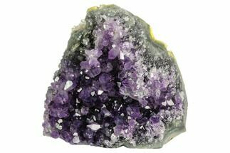 Quartz var. Amethyst - Fossils For Sale - #123822