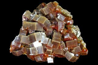 "Buy 2.15"" Gorgeous, Red Vanadinite Crystal Cluster - Morocco - #127648"
