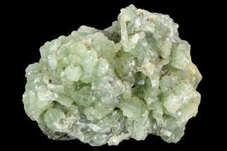 "Buy 3.1"" Green Prehnite with Epidote Inclusions - Morocco - #127390"