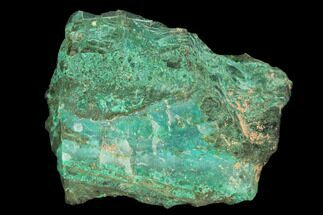 Chrysocolla & Malachite - Fossils For Sale - #126969