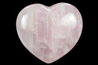 Quartz var. Rose Quartz - Fossils For Sale - #129027
