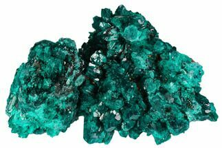 Dioptase - Fossils For Sale - #129546