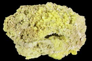 Sulfur - Fossils For Sale - #129747