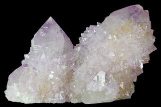 Quartz var Amethyst - Fossils For Sale - #132498