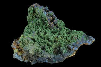 "3"" Malachite and Azurite Association - Zacatecas, Mexico For Sale, #132737"