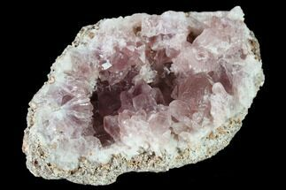 "Buy 2.6"" Pink Amethyst Geode Section - Argentina - #134767"