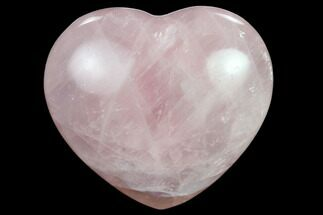 Quartz var. Rose Quartz - Fossils For Sale - #134796
