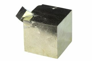"1.42"" Natural Pyrite Cube - Spain For Sale, #136694"