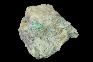 "3.1"" Beryl (Var. Emerald) in Calcite - Khaltoru Mine, Pakistan For Sale, #138920"