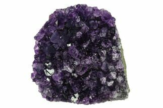 "Buy 3.8"" Amethyst Cut Base Crystal Cluster - Uruguay - #138874"