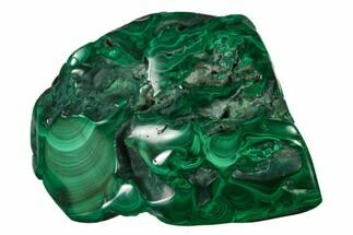 Malachite - Fossils For Sale - #125757
