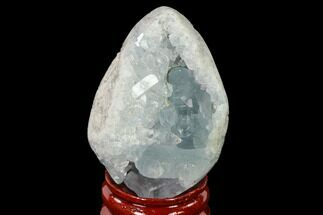 "Buy 2.05"" Crystal Filled Celestine (Celestite) ""Egg"" Geode - Madagascar - #140275"