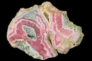 Rhodochrosite  - Fossils For Sale - #141708