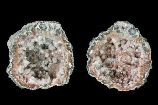 "1.35"" Keokuk ""Red Rind"" Geode - Iowa For Sale, #141050"