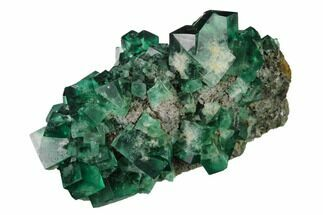 Fluorite  - Fossils For Sale - #143055