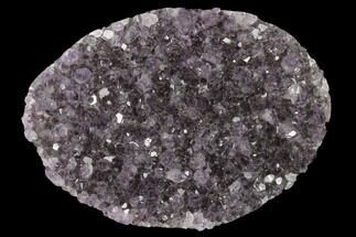 "2.7"" Cut Amethyst Crystal Cluster - Artigas, Uruguay For Sale, #143174"